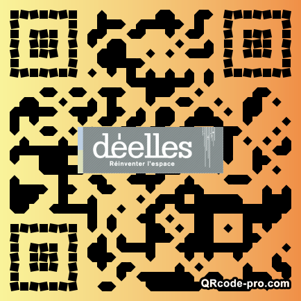 QR code with logo 1mO50
