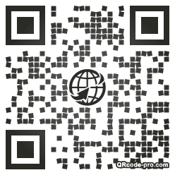 QR code with logo 1mO70