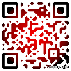 QR code with logo 1mS20