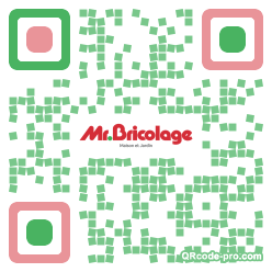 QR code with logo 1mWT0