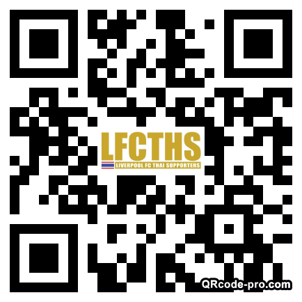 QR code with logo 1mY10