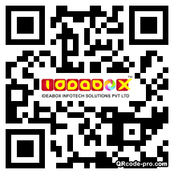 QR code with logo 1mZ50