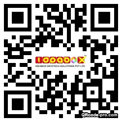 QR code with logo 1mZ90