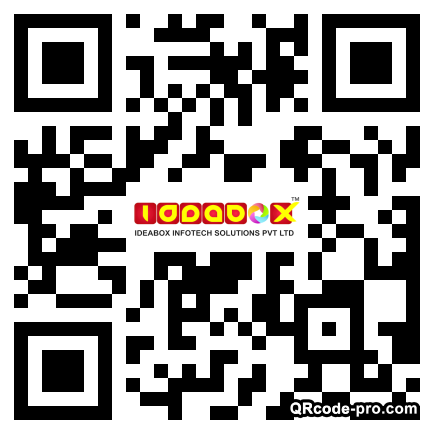 QR code with logo 1mZd0