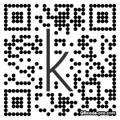 QR code with logo 1maF0