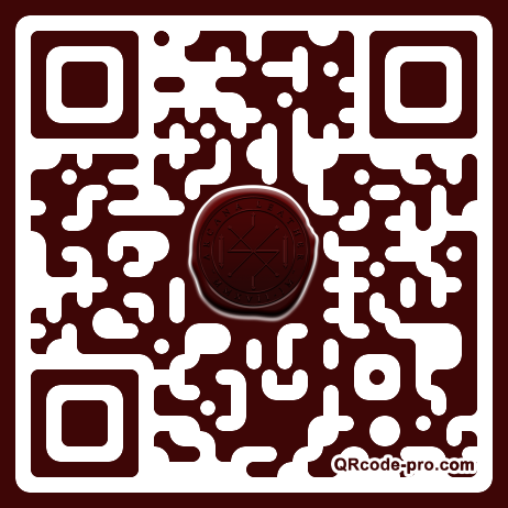 QR code with logo 1md00