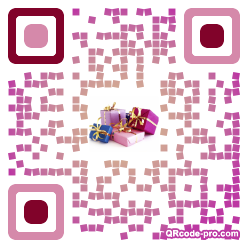 QR code with logo 1mdS0