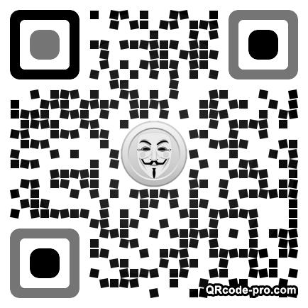 QR Code Design 1meZ0