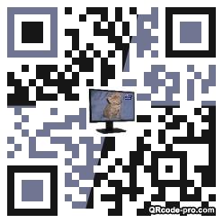 QR Code Design 1mes0