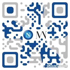 QR Code Design 1mfu0