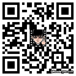 QR Code Design 1mgC0