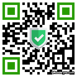 QR code with logo 1miD0