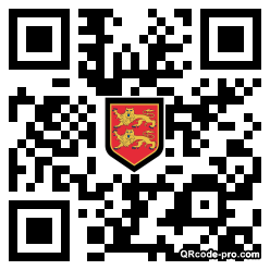 QR code with logo 1mma0