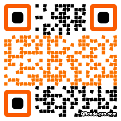 QR code with logo 1mmp0