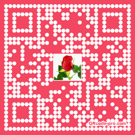 QR code with logo 1mr10