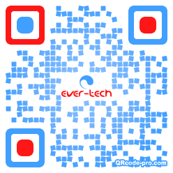QR code with logo 1muT0