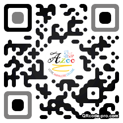 QR code with logo 1mvq0
