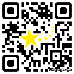 QR code with logo 1mwz0