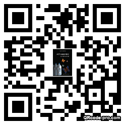 QR code with logo 1mxA0