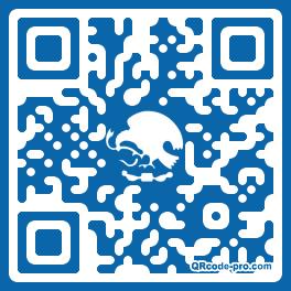 QR code with logo 1n9F0