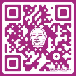 QR code with logo 1n9R0