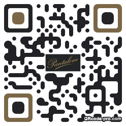 QR code with logo 1nA40