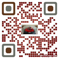 QR code with logo 1nBD0