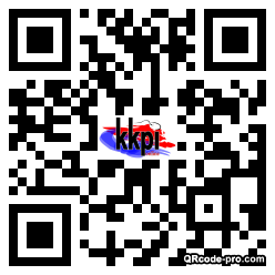 QR code with logo 1nHY0