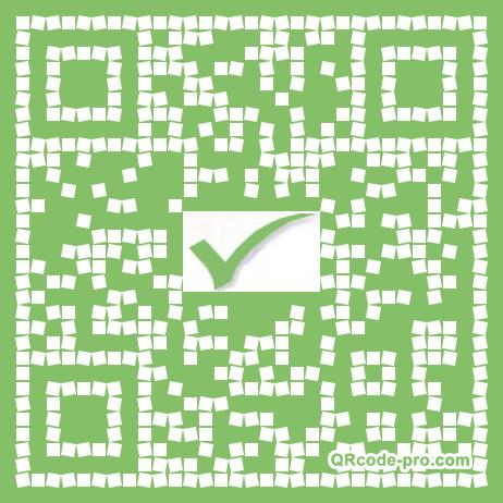 QR code with logo 1nIX0