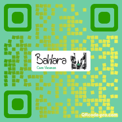 QR code with logo 1nK70