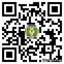 QR code with logo 1nKS0