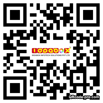 QR code with logo 1nKq0