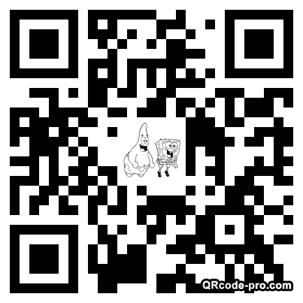 QR code with logo 1nML0