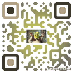 QR code with logo 1nMP0
