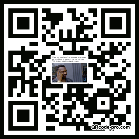 QR code with logo 1nMQ0