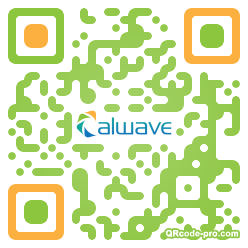 QR code with logo 1nMo0