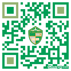 QR code with logo 1nND0