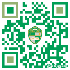 QR code with logo 1nNE0