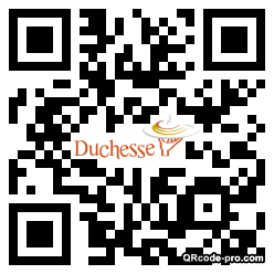 QR code with logo 1nOt0