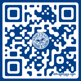 QR code with logo 1na50