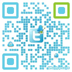 QR code with logo 1naL0