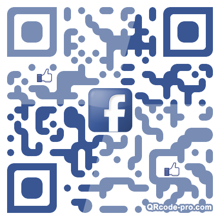 QR code with logo 1nh90