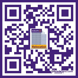 QR code with logo 1ni30