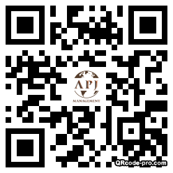 QR code with logo 1njs0
