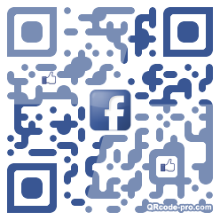 QR code with logo 1nkh0