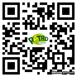 QR code with logo 1ntY0