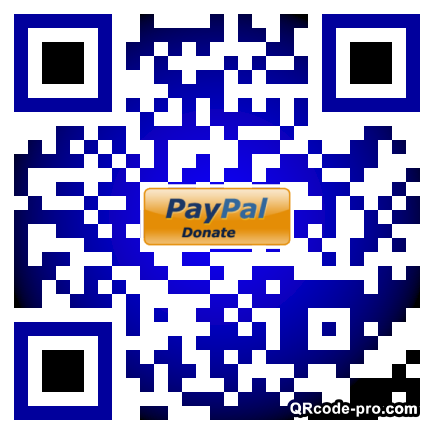 QR code with logo 1nwT0