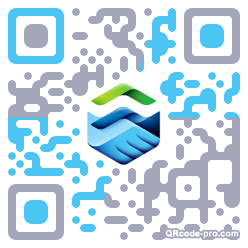 QR code with logo 1nxH0