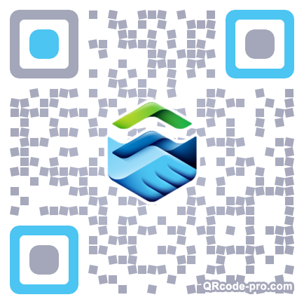 QR Code Design 1nxv0