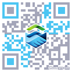 QR code with logo 1nxx0